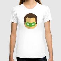 green lantern T-shirts featuring Green Lantern by Oblivion Creative