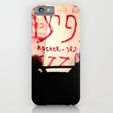 Booths Slim Case iPhone 6s