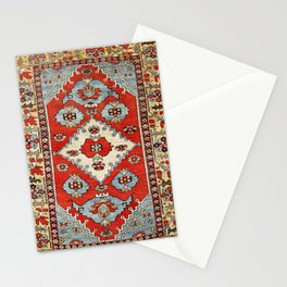 Bakhshaish Azerbaijan Northwest Persian Rug Print Stationery Cards