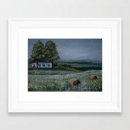 Ontario 65/100 Framed Art Print