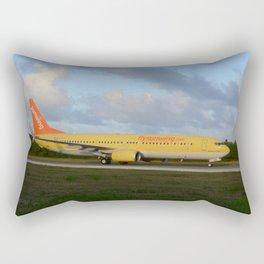 Sunwing Rectangular Pillow