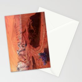 Martian Explorers Stationery Cards