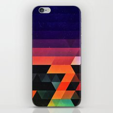 sww fyr iPhone & iPod Skin