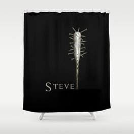 Stranger Shower Curtains