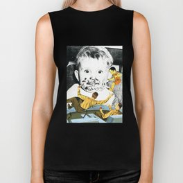 Searching For Lost Youth Biker Tank