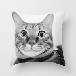 Stun Throw Pillow