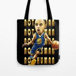 NOT HUMAN Tote Bag