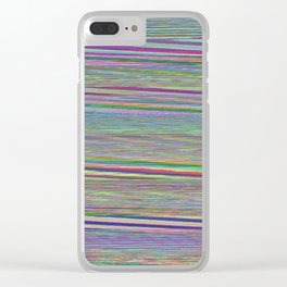 Macht Clear iPhone Case