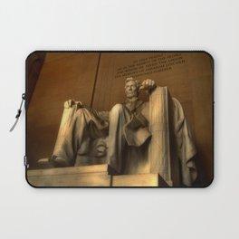 Abraham Lincoln Laptop Sleeve