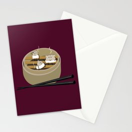 Steam room Stationery Cards