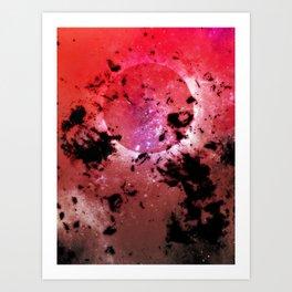 α Castor Art Print