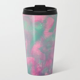 Abstract #8 - Enchant Me Travel Mug