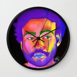 Childish Gambino aka Donald Glover Wall Clock