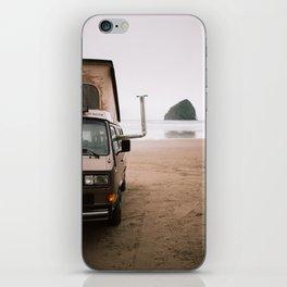 Cape Kiwanda Beach Westfalia iPhone Skin