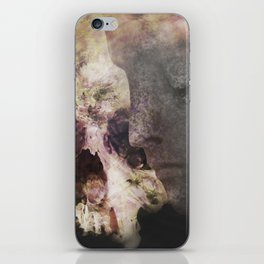 The Undisturbed Sleep iPhone Skin