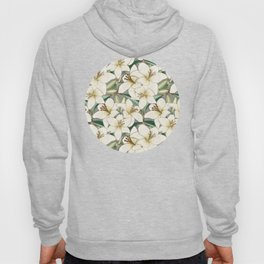 Gilding the Lilies - neutral forest shades Hoody