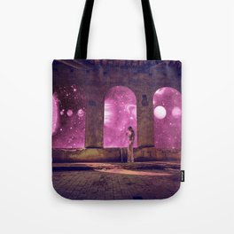 QUEEN OF THE UNIVERSE Tote Bag