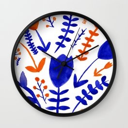 A touch of dutch Wall Clock