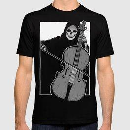 Symphony of Death (Cello) T-shirt