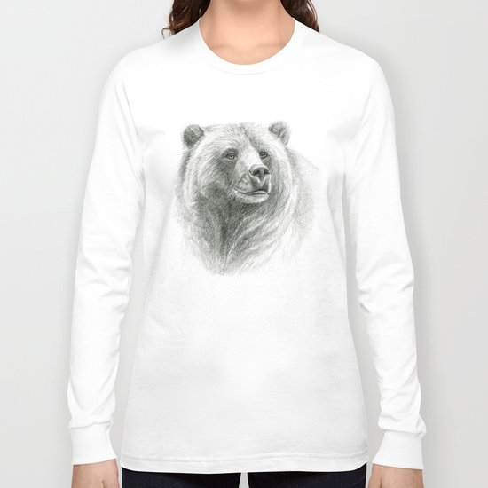 Grizzly Bear G2012-057 Long Sleeve T-shirt
