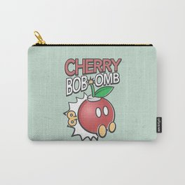 Cherry Bob-omb Carry-All Pouch