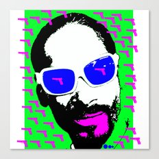 Snoop. Canvas Print