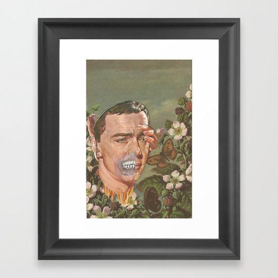 Citizen of Mordeville Framed Art Print