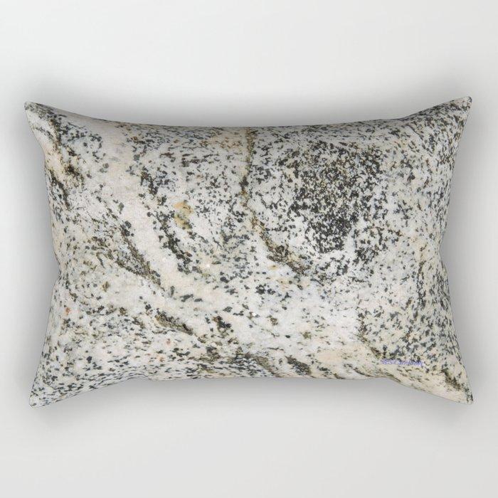 TEXTURES -- Riverstone 2 Rectangular Pillow