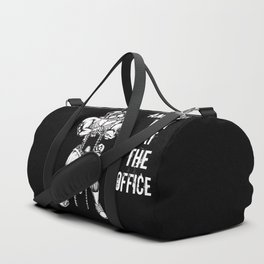 Another day at the office Duffle Bag