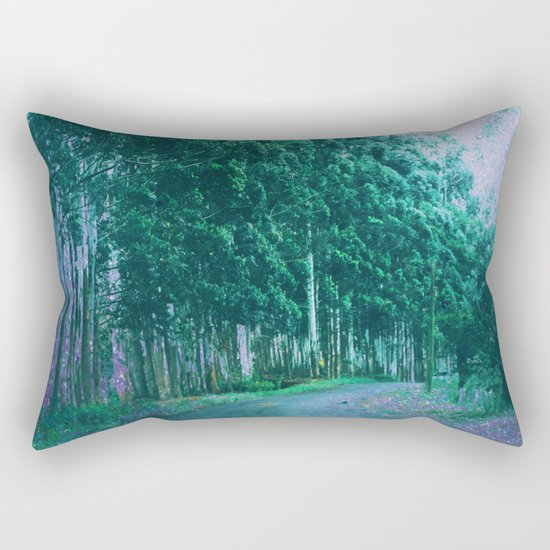 Magical Path #society6 #decor #buyart Rectangular Pillow