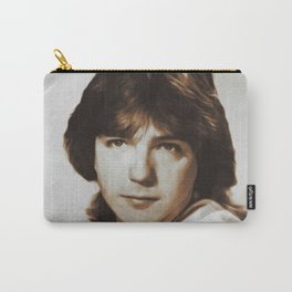 David Cassidy, Actor, Singer Carry-All Pouch