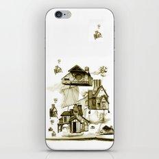 houseII iPhone & iPod Skin
