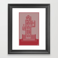 Planticular Robotic 2.0 Framed Art Print