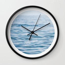 Oblò: Oh, the Sea! Wall Clock