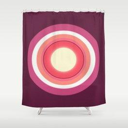 HAL 9000 - a happier version Shower Curtain
