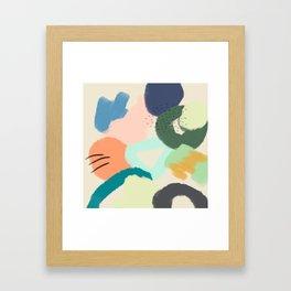 Kissa Framed Art Print