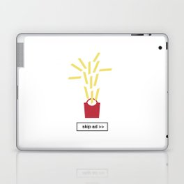 fries ad Laptop & iPad Skin