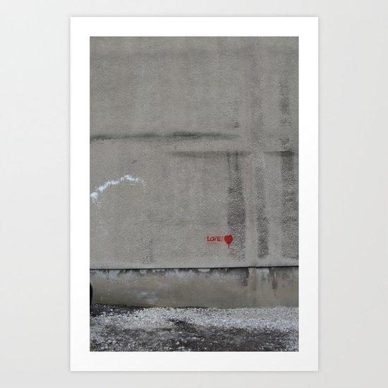 little love Art Print