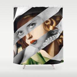Tamara De Lempicka & Bette Shower Curtain