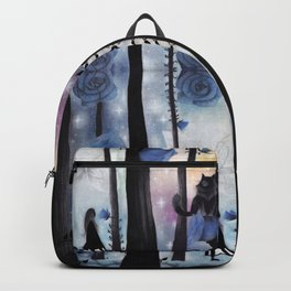 When she was here 25.1.2017 Backpack