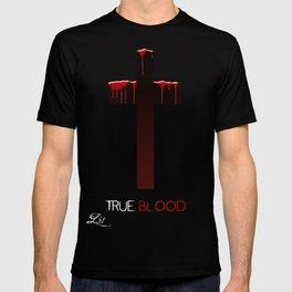 True Blood Revese (THE CROSS) T-shirt