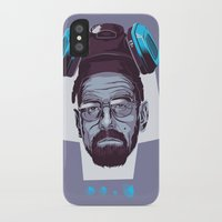 breaking bad iPhone & iPod Cases featuring BREAKING BAD by Mike Wrobel