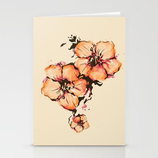 gumamela Stationery Cards