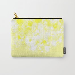 paint splatter on gradient pattern dbi Carry-All Pouch