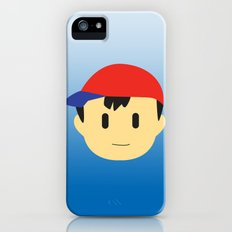 Ness Earthbound iPhone (5, 5s) Slim Case