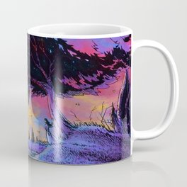 Motionless meeting Coffee Mug