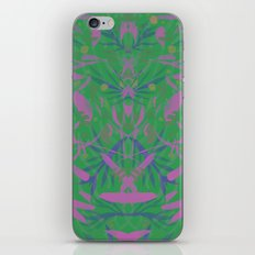 Berry Exotic Jungle #3 iPhone & iPod Skin