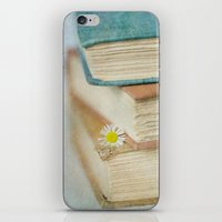 read iPhone & iPod Skins featuring Read by Debbie Wibowo
