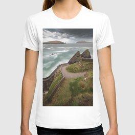 Dunquin Pier,Kerry,Ireland T-shirt