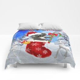 Baby Koala Christmas Cheer Comforters